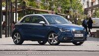 Audi A1 1.6 TDI, prueba (exterior e interior)