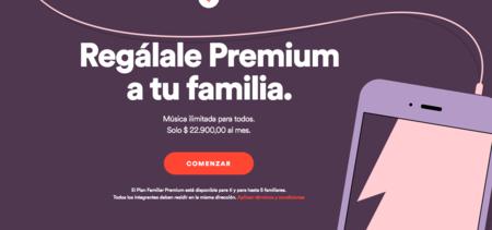Spotify nuevos precios