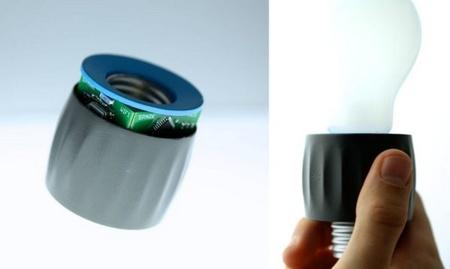 Spark Socket, el casquillo que quiere dotar de inteligencia a las bombillas convencionales