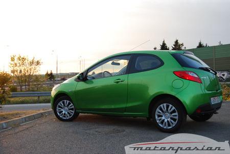Mazda2 1.4 CRTD, prueba de consumo (parte 3)