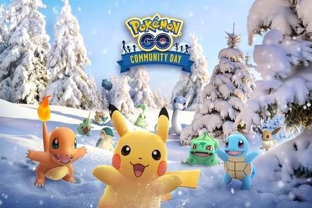 El Día de la Comunidad de Pokémon GO en diciembre traerá de vuelta a todos los Pokémon especiales de este año