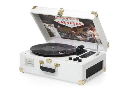 Giradiscos Ricatech EP1970 Elvis Presley Limited Edition por 169,90 euros sólo hoy en Fnac