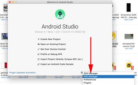 Probar Android 11