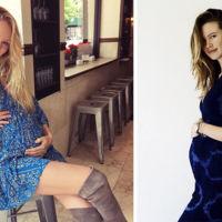 Duelo de futurás mamás (y de ángeles): ¿Candice o Behati?