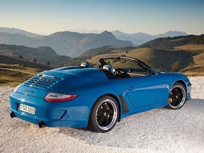 El Porsche 911 991 se despedirá con una versión Speedster