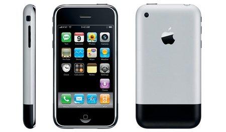 El iPhone original iba a contar con teclado físico