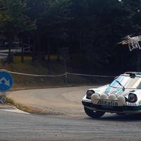 La bonita historia del Lancia Stratos, en vídeo