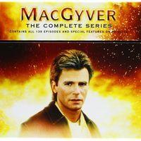 La serie completa MacGyver, en DVD, por 30 euros y envío gratis