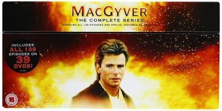 Macgyver Complete Series