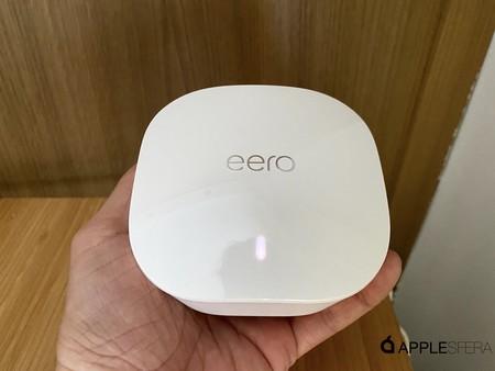 Mejora la cobertura Wi-Fi con el set de tres unidades eero: sistema mesh compatible con HomeKit rebajado a 209 euros en Amazon