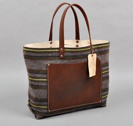 El 'bolso-manta' de Stanley & Son's, un original regalo para estas navidades