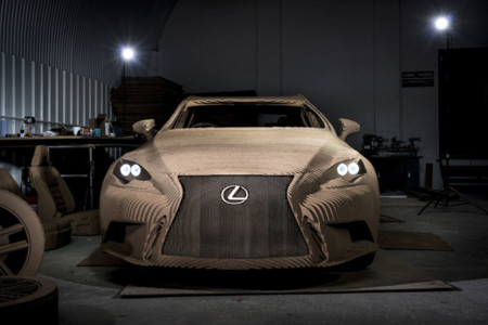 Lexus Origami Car 3