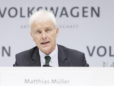 El Dieselgate se cobra otra víctima: Volkswagen echa a Müller, o Müller se cansa de Volkswagen