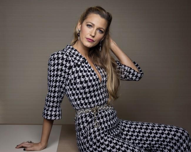 Blake Lively nos demuestra que no hace falta tener estilista para ser un icono de elegancia