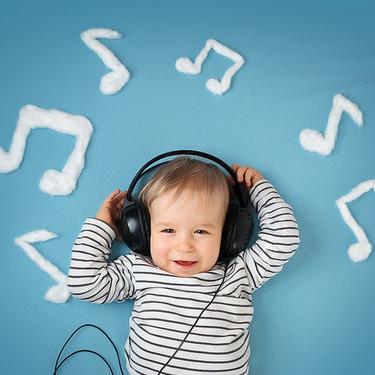 Algunos bebés pueden identificar las diferencias en los tonos musicales desde los seis meses de edad