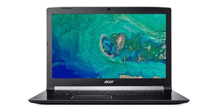 Acer Aspire 7 A717 72g 53z5