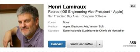 Henri Lamiraux, responsable del desarrollo de iOS, deja Apple
