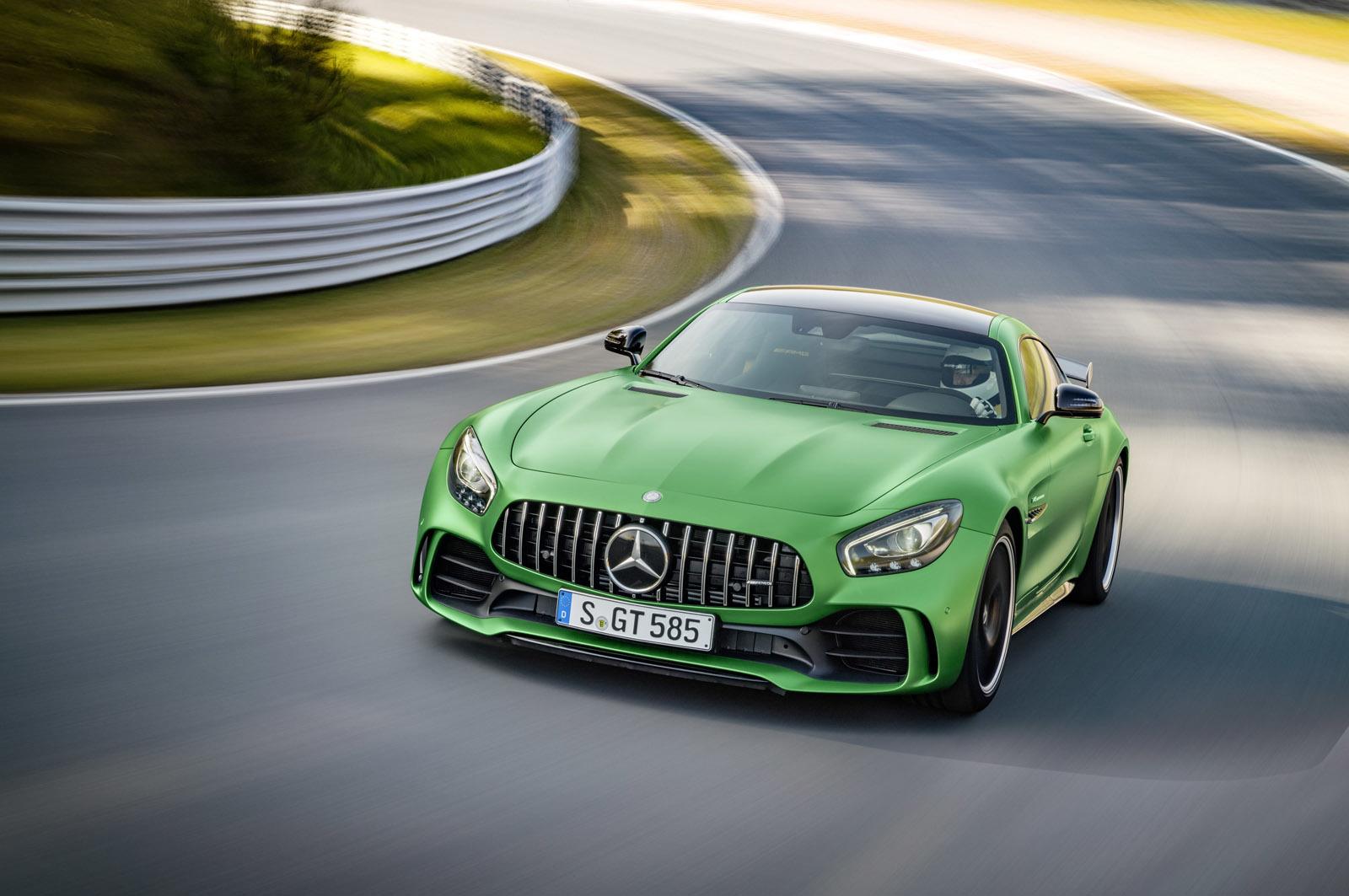 Foto de Mercedes-AMG GT R (26/30)