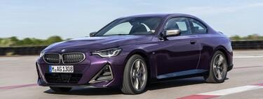 El BMW Serie 2 Coupé 2022 evoluciona sin perder su esencia, con tracción trasera y hasta 374 hp