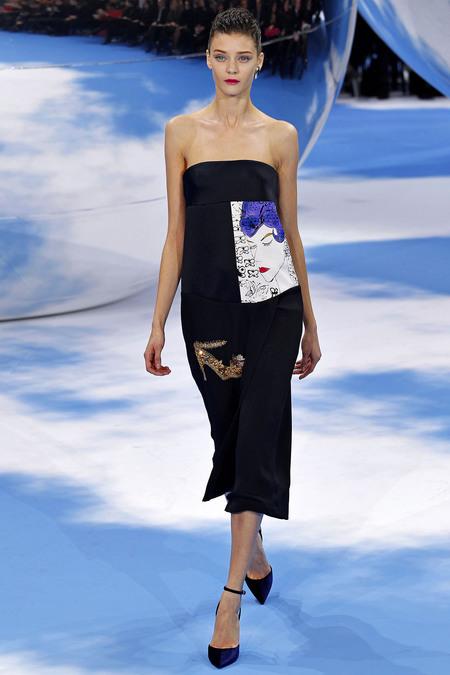 Foto de Christian Dior Otoño-Invierno 2013/2014: Memory dresses (20/21)