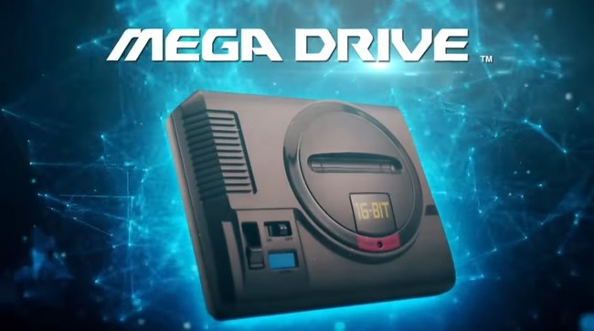 Mega Drive Mini 03