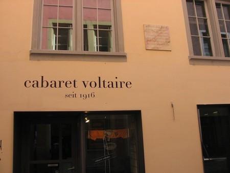 Cabaret Voltaire: la cafetería con más historia, y dadaísmo, de Suiza