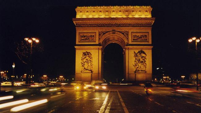 París, Arco del Triunfo