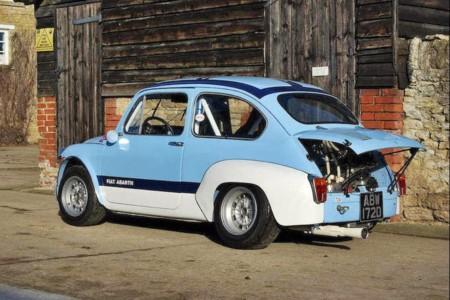 Fiat Abarth 1000 Tc Corsa 1966 7