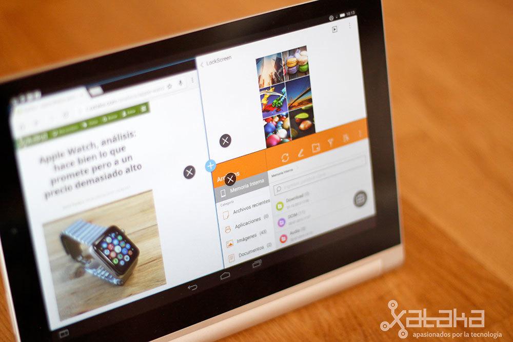 Foto de Lenovo Yoga Tablet 2 (14/20)