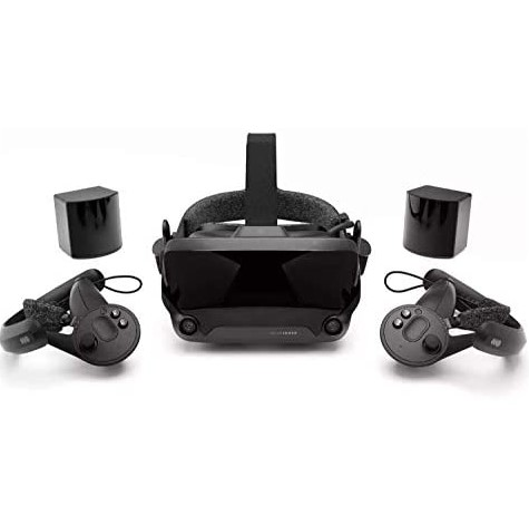 Valve Index Complete Kit. Experimenta la realidad virtual de alta fidelidad con el kit de RV Valve Index.