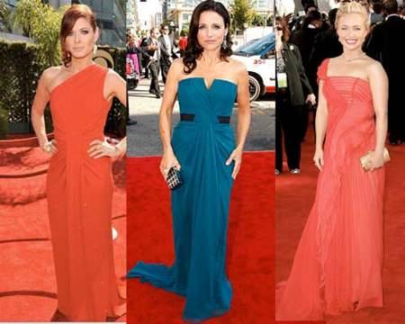 Alfombra roja de los premios Emmy 2009 (II)