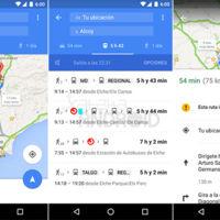 """Google Maps 9.14, ahora con """"Horas populares"""" de sitios y nueva interfaz en """"¿Cómo llegar?"""""""
