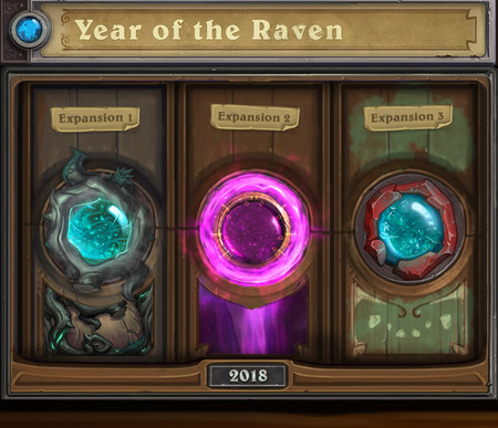 Year Of The Raven Timeline