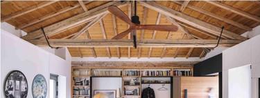 17 ventiladores de techo para combatir la ola de calor