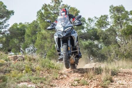 Ducati Multistrada V4 2021 Prueba 013