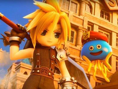 Final Fantasy y Dragon Quest celebrarán juntos su 30º aniversario en una edición especial de Itadaki Street, y este es su tráiler