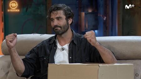 Alex Garcia La Resistencia Actor