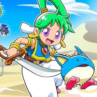 Wonder Boy: Asha in Monster World, el remake de Monster World IV, se deja ver por primera vez en este tráiler