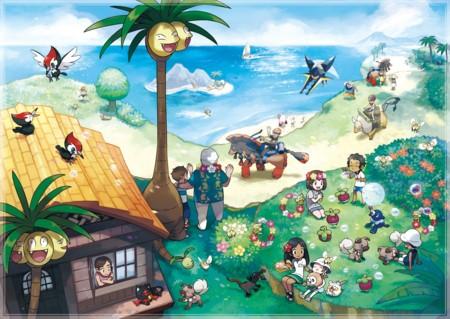 Pokémon Sol y Luna: nuevas formas Pokémon, movimientos Z y muchas más novedades