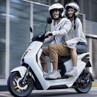U-Go, el scooter eléctrico más asequible Honda, sólo se venderá en China por un precio de partida de 982 euros