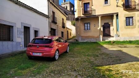 Opel Astra 2020 prueba opiniones