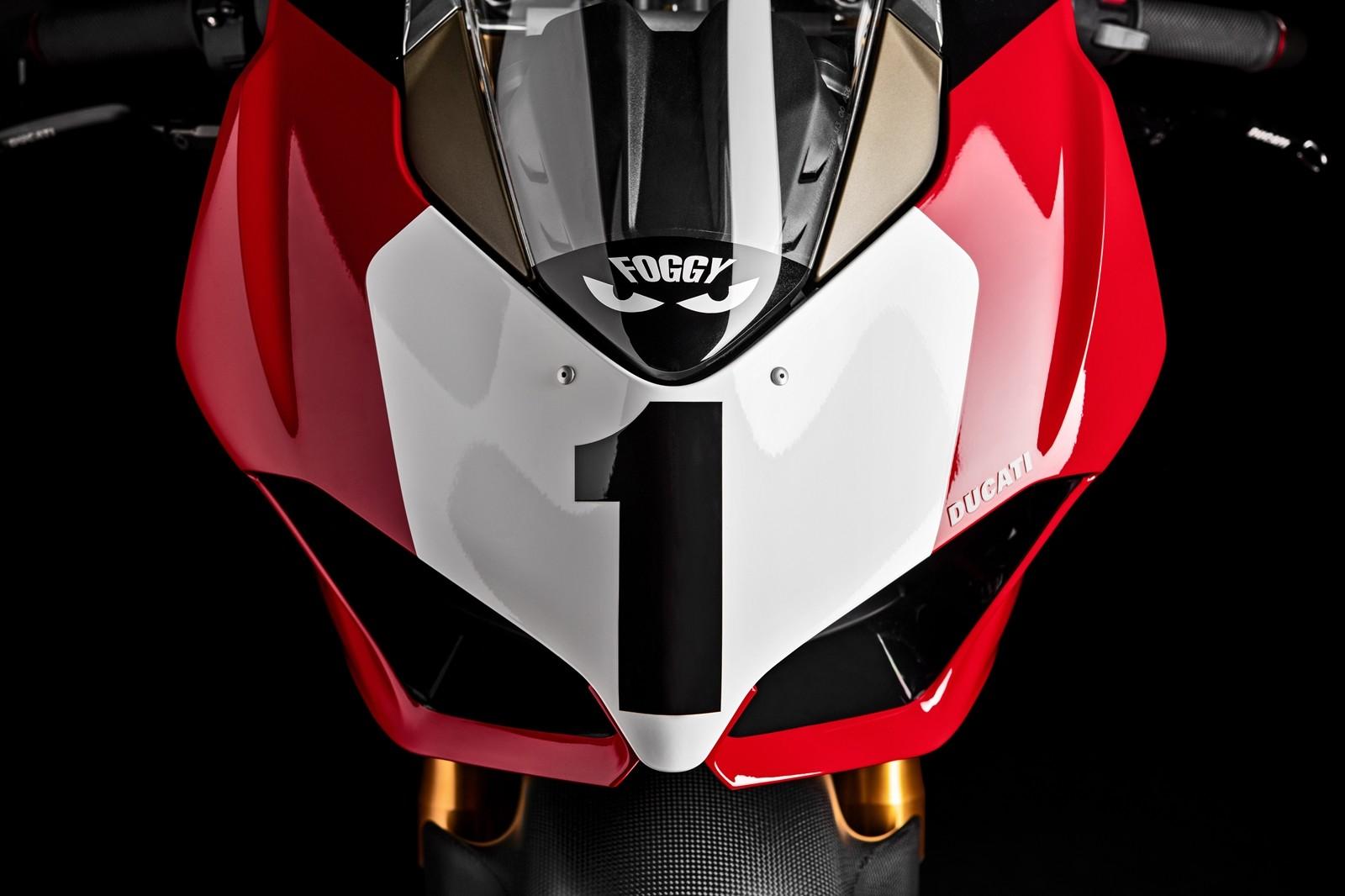 Foto de Ducati Panigale V4 25° Anniversario 916 (23/73)
