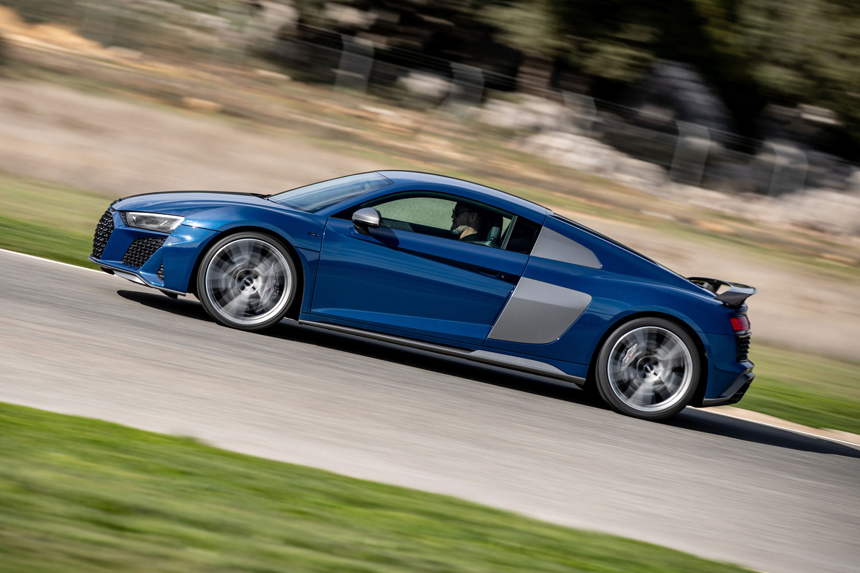 Foto de Audi R8 2019, toma de contacto (70/188)