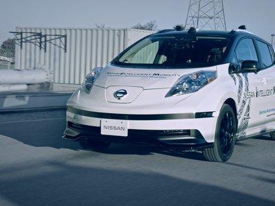 Este es SAM, la apuesta de Nissan por las escuelas de coches autónomos utilizando IA y la experiencia de la NASA