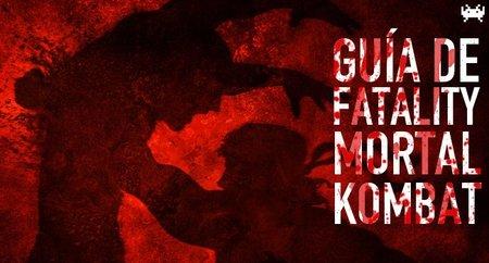 'Mortal Kombat': trucos y guía de fatalities