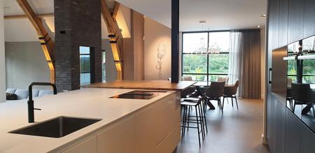 Stuurman Ontwerpt Landelijke Villa Lichtplan Interieur Meubilair Maatwerk Eindhoven 53
