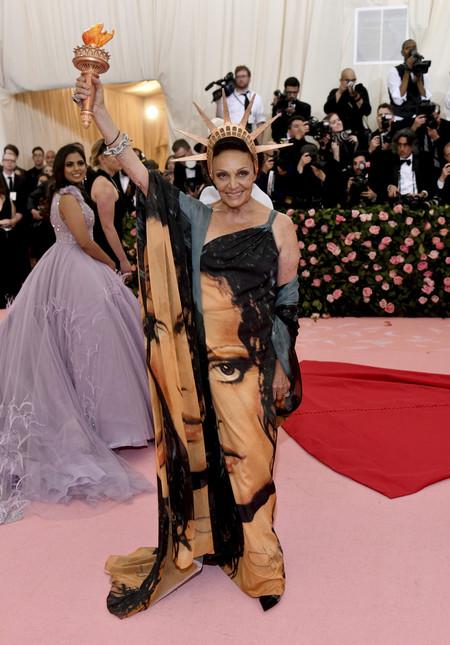 Diane Von Fustenberg gala met 2019