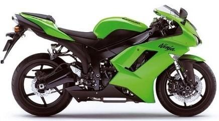 Ya disponible la Kawasaki Ninja ZX-6R