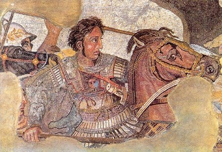 Macedonia genera controversia con Alejandro Magno