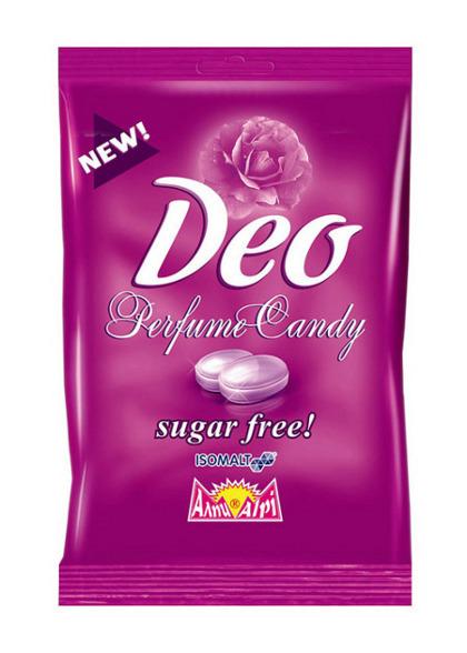 Deo Perfume Candy: El caramelo desodorante ya existe